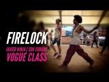 VOGUE Firelock at Javier Ninja class SDK EUROPE 2012