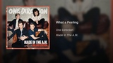 One Direction - What A Feeling