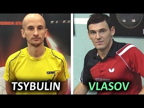 Власов - Цыбулин / Tsybulin - Vlasov на Суперлиге КЧУ 2018-10
