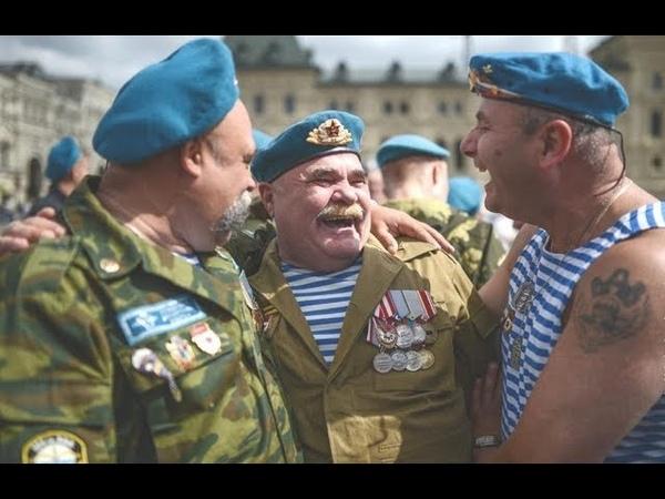 КАКИХ ПРИЗЫВНИКОВ БРАЛИ СЛУЖИТЬ В ВДВ АРМИИ СССР
