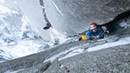 Ueli Steck in Les Drus North Couloir Direct VI, Al 6, M8