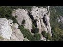 Тропа Скала Козырёк - перевал Богаз-Таш-Хобах