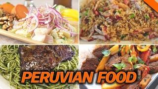 BEST PERUVIAN FOOD IN L.A. - Fung Bros Food
