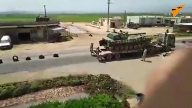 Idleb to the front again ... Syrian reinforcements for demilitarization