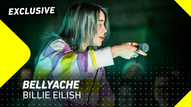 Billie Eilish - Bellyache | 3FM Exclusive | 3FM Live