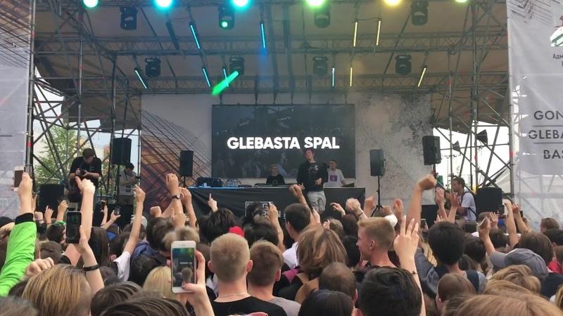 GLEBASTA SPAL - ufaboyz LIVE (MEGA URBAN FEST 2018)