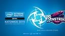 NiP vs Winstrike - IEM Season XIII - Katowice Major 2019 - bo1 - de_train [Anishared MintGod]
