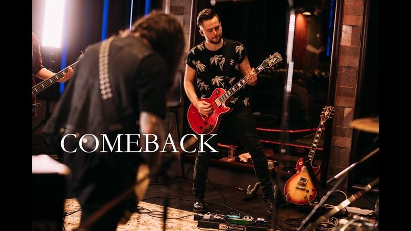REMARK - Comeback (Live From Cinelab Studios)
