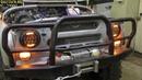 УазТех: Установка om603, 3.5TD на УАЗ 469 с КПП Vario и РК Nissan Patrol, ЧАСТЬ 4