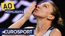 Simona Halep vs Venus Williams Highlights Australian Open 2019 Round 3 Eurosport