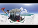 Ferrie to Taketomi, Okinawa Japan ( 360 degree video )