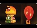 ❣DIY Mushroom Fairy House Lamp Using a Balloon❣