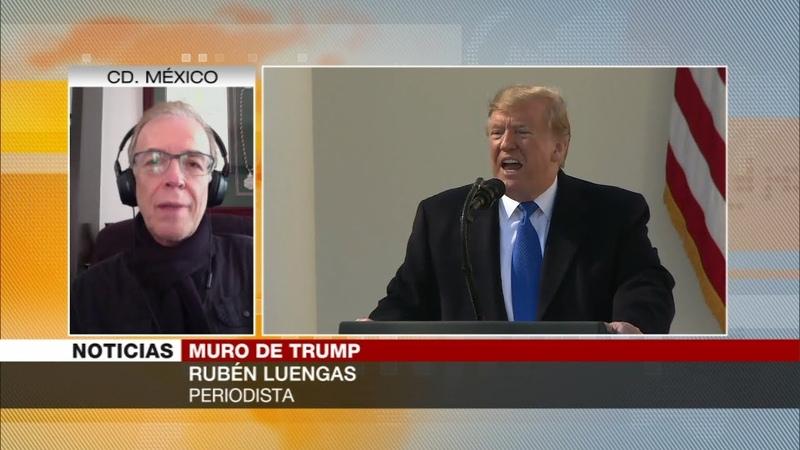 Luengas Muro de Trump no resuelve ni la droga ni la inmigración