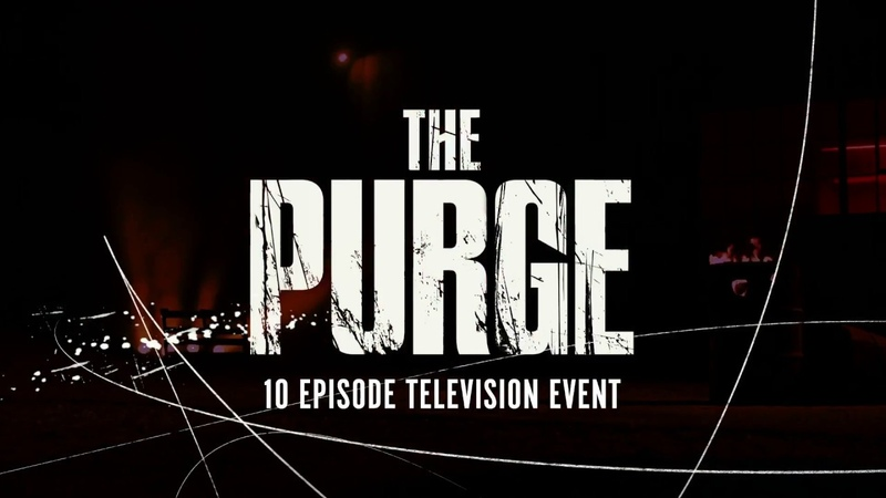 The Purge USA Limited Series Promo Hide or Seek