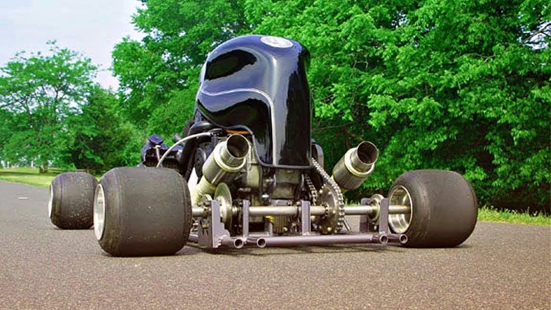 Insane Go Kart Engine Swaps You Have To See