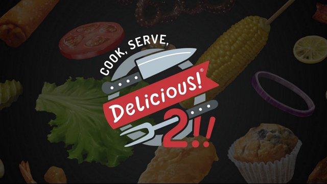 Cook, Serve, Delicious! 2!! (симулятор повара-официанта)