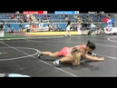 Fargo 2012 130 Round 2 Carly Jaramillo Hawaii vs Shannon Oryniak New Jersey