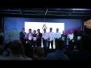 Празднование сдачи ЖК Цветной Бульвар и 30 лет АвангардИнвестПроект