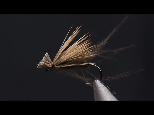 Fly Tying - CDC and Elk, a superb CADDIS imitation!