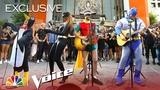 The Voice Coaches Perform Blake Shelton's