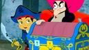 Джейк и Пираты Нетландии Легион пирата разбойника Часть 2 серия 18 сезон 4 Мультфильм Disney