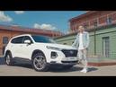 Юрий Дудь о новом Hyundai SANTA FE