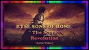 RYSE SONS OF ROME ~ The Score ~ Revolution [Lyrics Video]