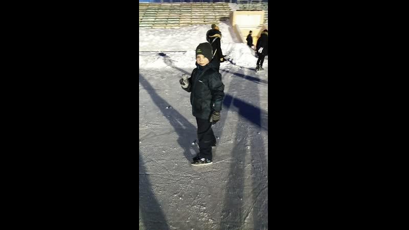 На коньках февраль 2019
