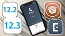 IOS 12.3 - 12.2 - 12.1.4 Electra RC3 Jailbreak Released Cydia Installer