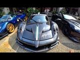 Парковка на МИЛЛИАРДЫ!! + SHMEE150! Pagani, McLaren, Ferrari и другие) Pebble Beach день 1.