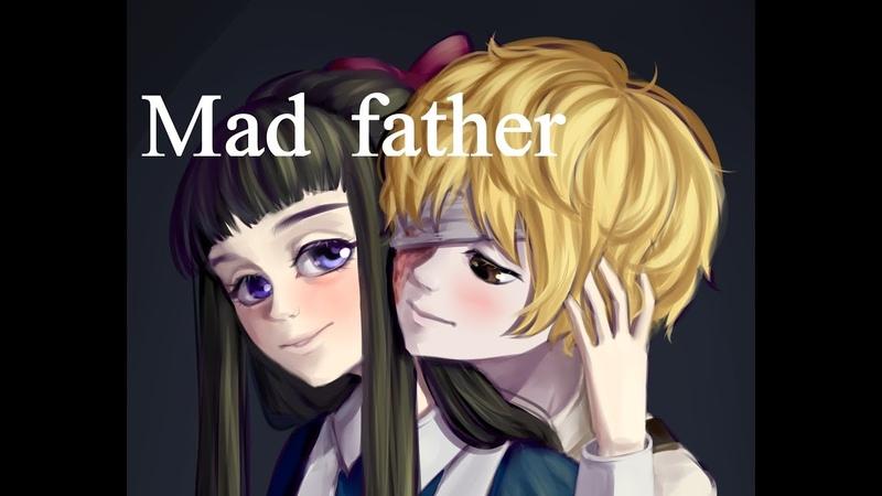 Рисую фанарт по Mad father [Speedpaint]