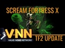 TF2 Scream Fortress X Update Explained