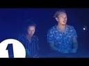 Monki B2B Purple Disco Machine - Radio 1 in Ibiza 2018 - Café Mambo FLASHING IMAGES