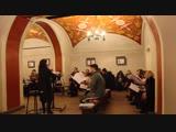 Репетиция Рязанского камерного хора. Программа