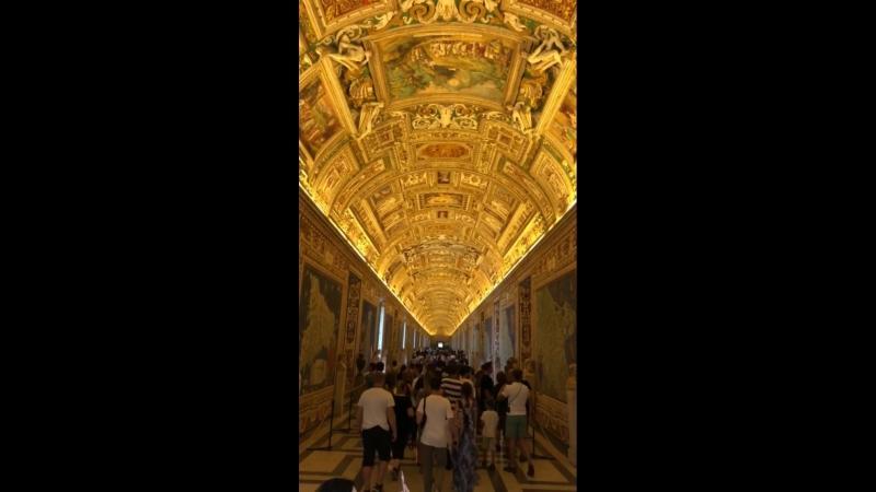 Галереи Ватикана
