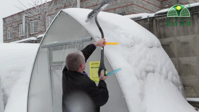 Дачная-Стрелка Природные зимние испытания.