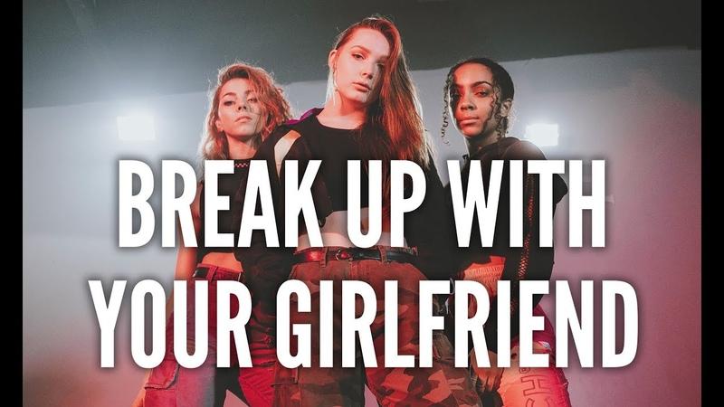 ARIANA GRANDE - Break Up With Your Girlfriend, I'm Bored | Kyle Hanagami Choreography