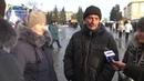 Бюджетники на шкільних автобусах: як до Петра Порошенка звозили масовку з районів Волині
