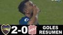 Boca Juniors vs San Martin Tucumán 2-0 Goles y Resumen Copa Argentina 2018