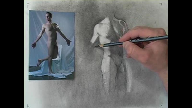 Matthew Archambault - Drawing Tutorials Online - Charcoal_05