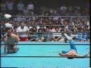 1993.09.09 - Masanobu Fuchi [c] vs. Richard Slinger [JIP]