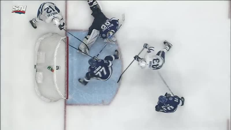 GOTTA SEE IT- Vasilevskiy Makes Unbelievable Stop With Skate For Save Of The Year