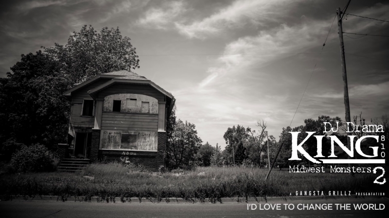 KING 810 - Id Love To Change The World