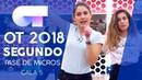 ME ENCANTA - GRUPAL | Segundo pase de micros Gala 5 | OT 2018