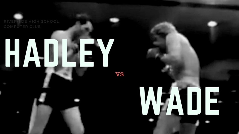 Real Student of Cus D'Amato Peek A Boo Boxer Joey Hadley vs. Phil Wade (With Commentary)