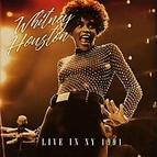 Whitney Houston альбом Madison Square Garden, New York, July 23rd, 1991