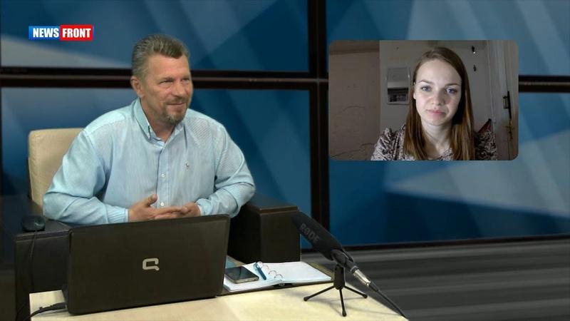 Ополченочка - фильм не о политике, а о военной жизни людей Донбасса - Наталья Колоскова