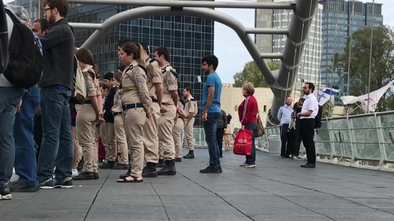 Израиль отмечает день памяти жертв Холокоста