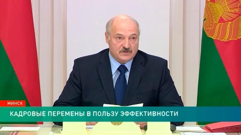 Что стоит за кадровыми переменами в правительстве Беларуси