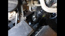 Замена топливного фильтра на ПРАДО 120